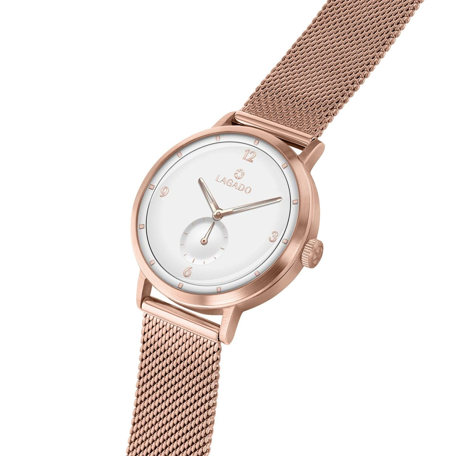 Charm Mesh-Lagado Watches