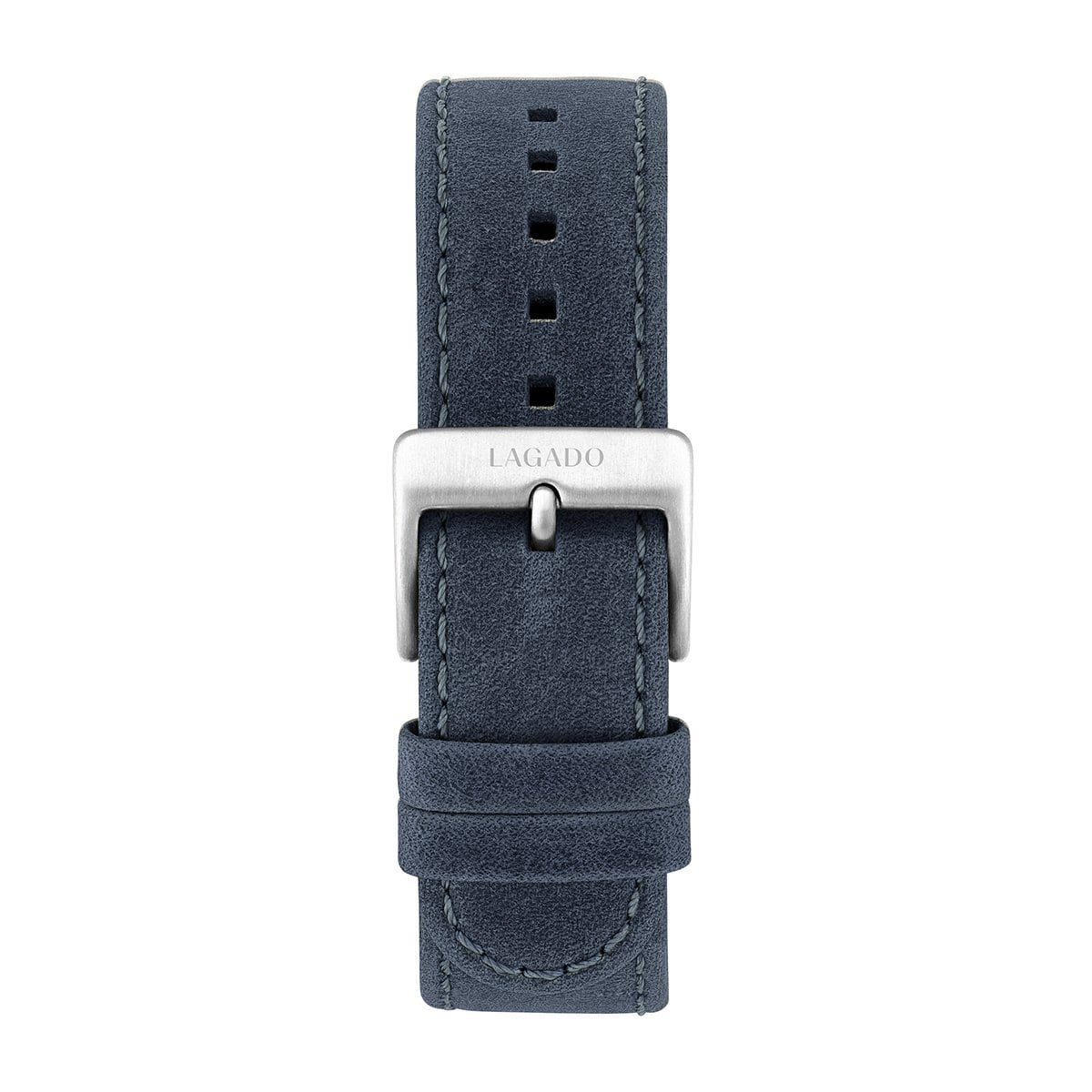 Prussian Blue-Lagado Watches