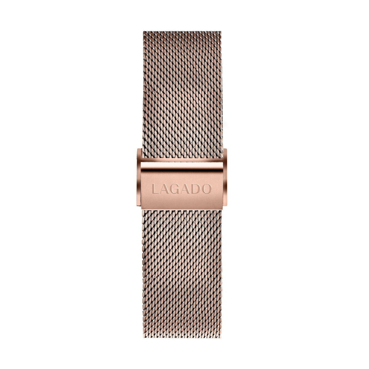 Rose Gold Mesh-Lagado Watches