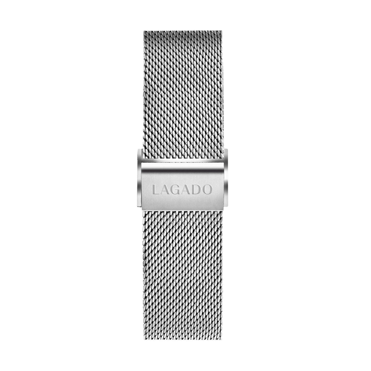 Silver Mesh-Lagado Watches