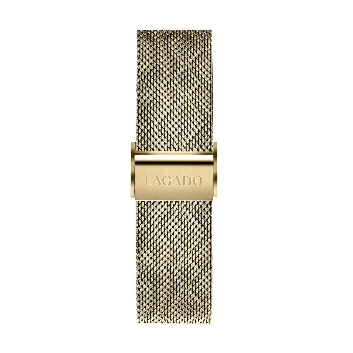 Yellow Gold Mesh-Lagado Watches