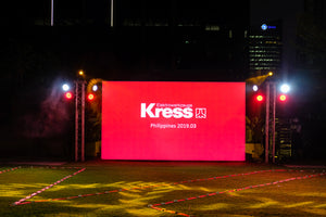 KRESS GRAND LAUNCH