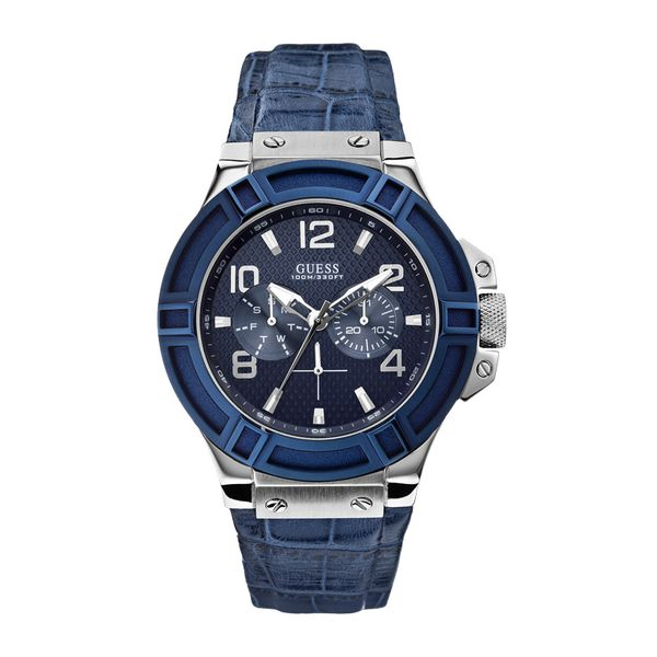 Orologio Uomo Guess W0040G (45 mm)