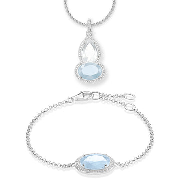 Collana Thomas Sabo SET0420-697-31-L42V