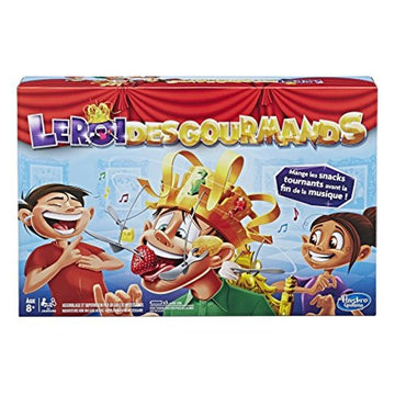 Gioco da Tavolo Le Roi des Gourmands Hasbro E2420 (Refurbished A+)