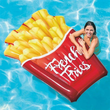 Materassino Gonfiabile French Fries Intex (175 X 132 cm)