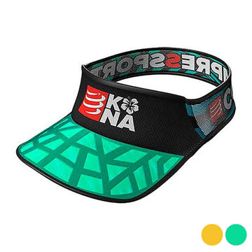 Visiera Unisex Compressport Kona 17 Multicolore