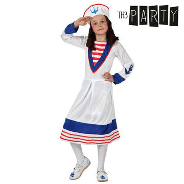 Costume per Bambini Th3 Party 9310 Marinaia