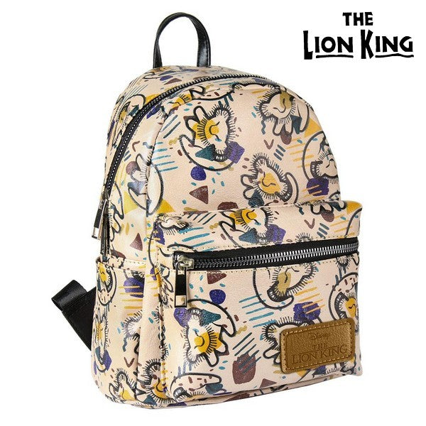 Zaino Casual The Lion King 72816 Beige