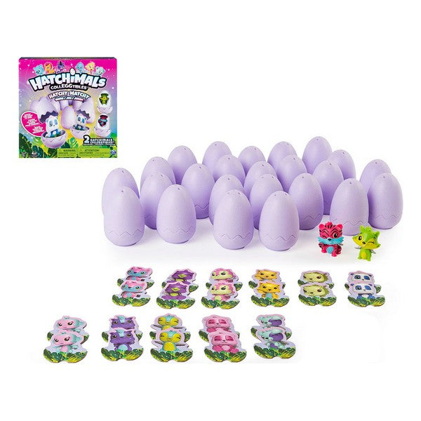 Gioco Memory Hatchimals Hatchy Matchy Bizak