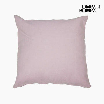 Cuscino Rosa (45 x 45 cm) by Loom In Bloom