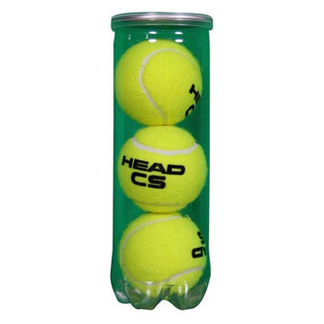 Palline da Tennis Head Head CS Giallo (3 Uds)