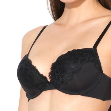 Reggiseno Push Up da Donna Guess O77C07-MC00P-A996B