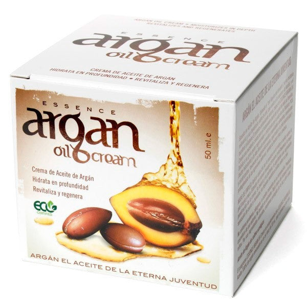 Crema Idratante all'Argan