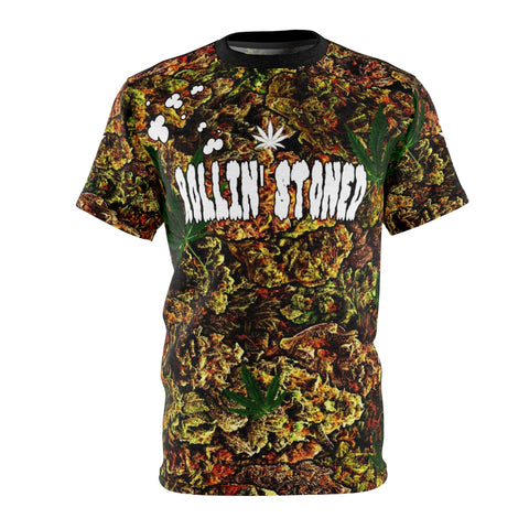 All Over Print Shirt, Rollin Stoned, Shaggy