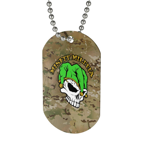 Dog Tag, Misfit Militia