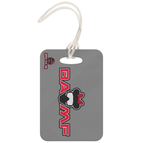 Luggage Tag, BAMF
