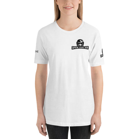 Front/Back/Sleeves T-Shirt Women's