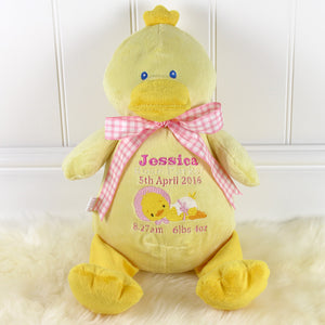 Personalised Duck