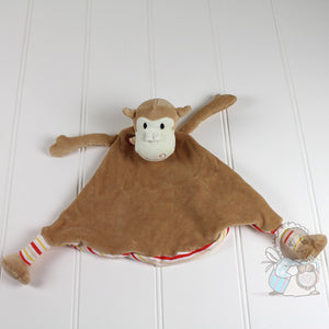 Personalised Blankie - Monkey