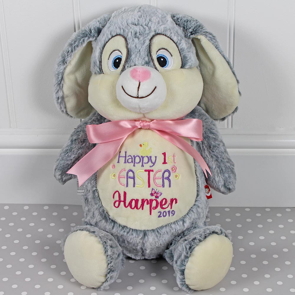 Personalised Easter Bunny - Design 3