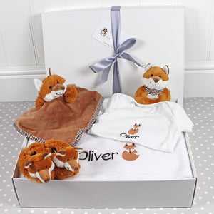 Gift Set Little Fox