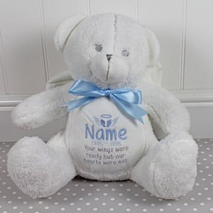 Personalised Angel Bear