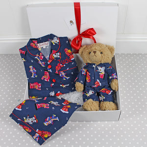 Personalised Robot Pyjamas