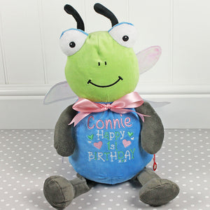 Personalised Dragonfly - Cubby