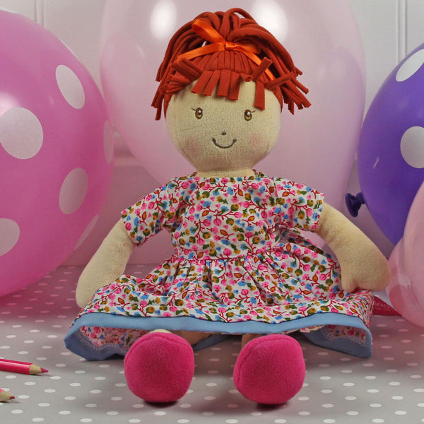 Personalised Rag Doll Alyssa