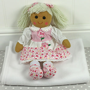 Personalised Rag Doll Melissa