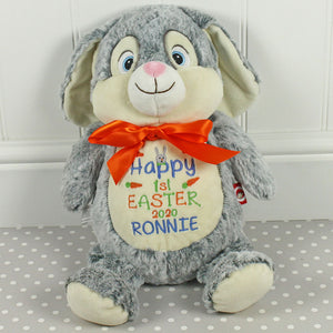 Personalised Easter Bunny - Design 2