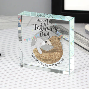 personalised-1st-fathers-day-block