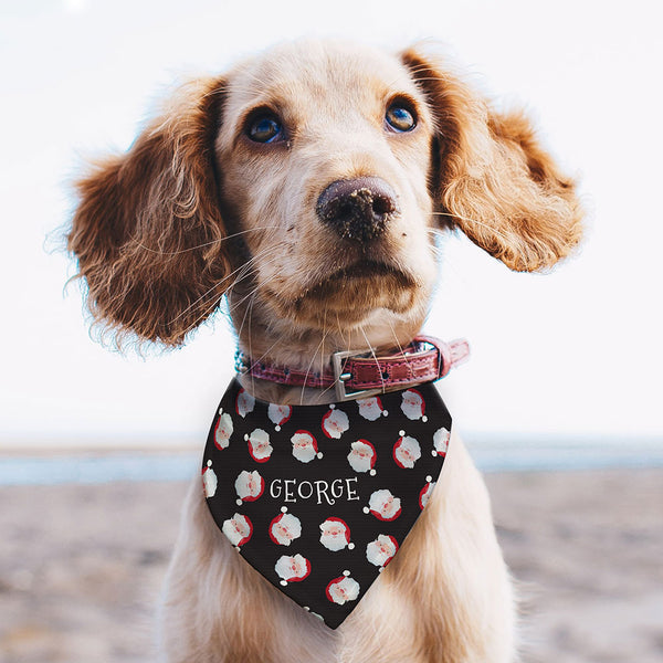personalised-dog-bandana