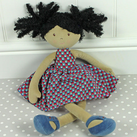 Personalised Rag Doll Angelina