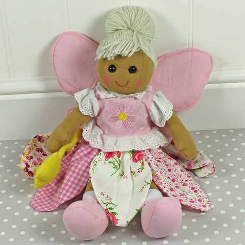 Rag Doll Flower Fairy