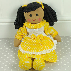 Personalised Rag Doll Jenny