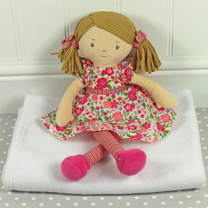 Personalised Rag Doll Lindy Lou