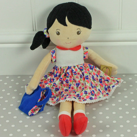 Personalised Rag Doll Cathy