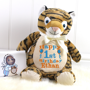 Personalised Tiger Cub