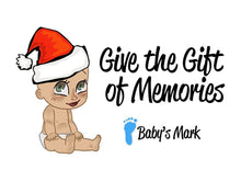 Load image into Gallery viewer, Baby's Mark Gift Card - Baby's Mark