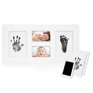 Baby's Mark Imprint Kit + Frame - Baby's Mark