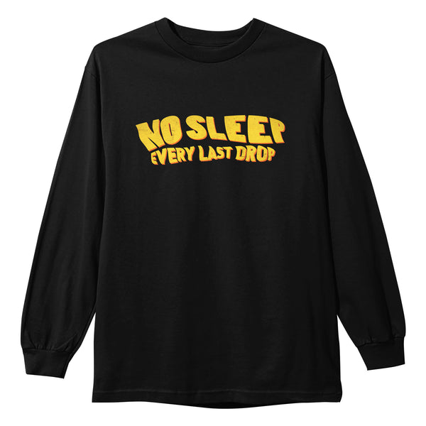 Nirvana Black Long Sleeve