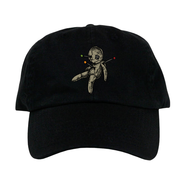 Voodoo Black Dad Hat