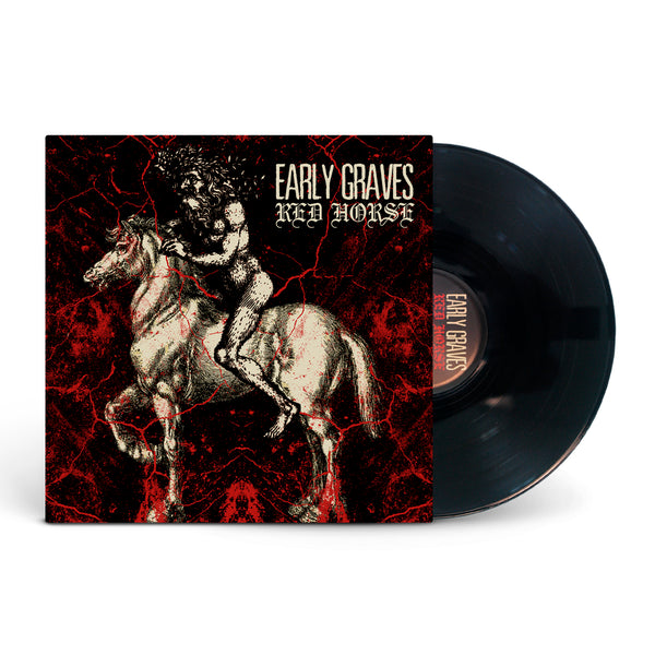 Red Horse Famine (180 Gram Black)