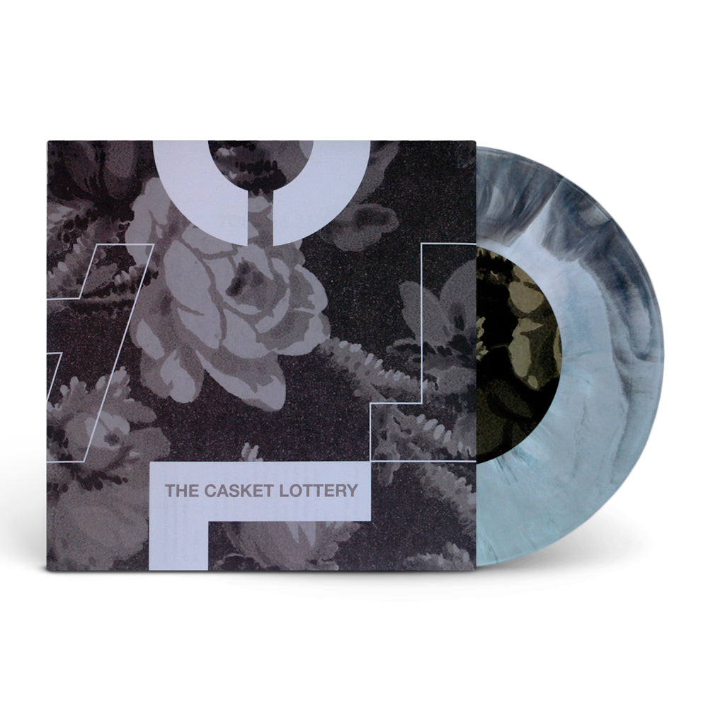 Split Black/White Starburst Vinyl 7""
