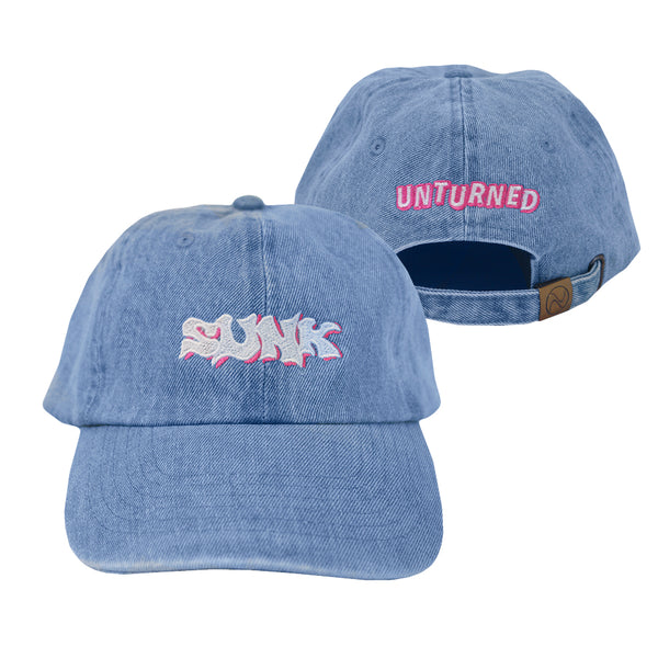 Sunk Denim Hat
