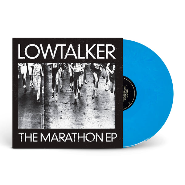 The Marathon EP Baby Blue Opaque