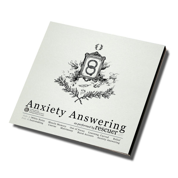 Anxiety Answering CD
