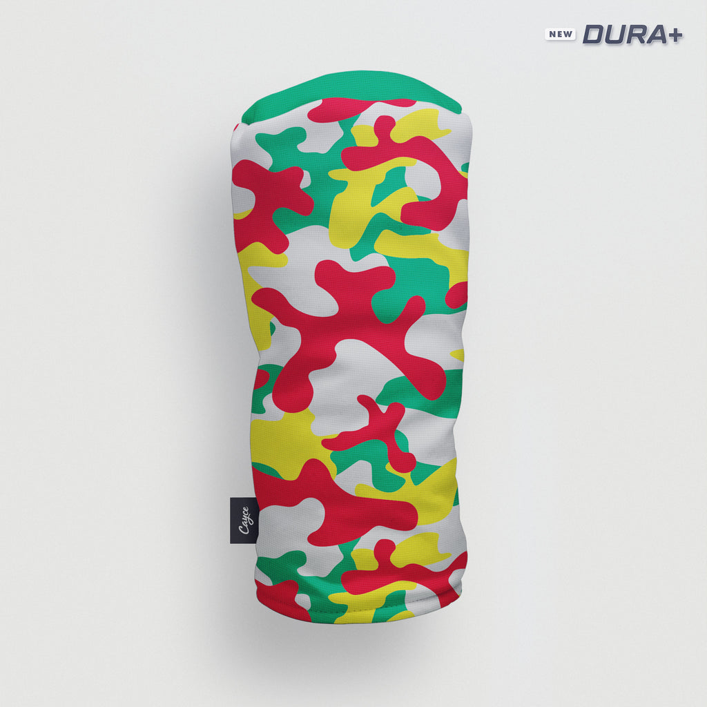 AP Camo Head Cover DURA+
